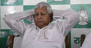 I-T department issues summons to Lalu Yadav's RJD over Patna rally expenses