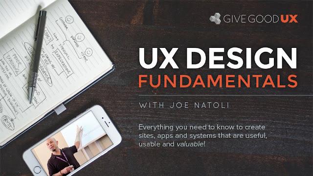 Chia sẻ khóa học Thiết kế trải nghiệm người dùng cơ bản