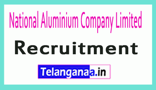 National Aluminium Company Limited NALCO Recruitment Notification