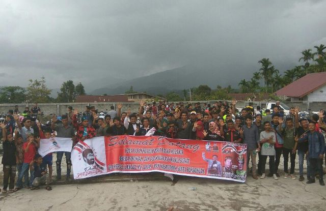 Ketua Rakan Mualem Pusat Muzakir Pemuda Harus bersatu untuk Aceh yang lebih baik