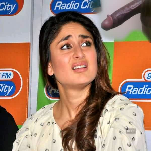Kareena Kapoor hate big black cock