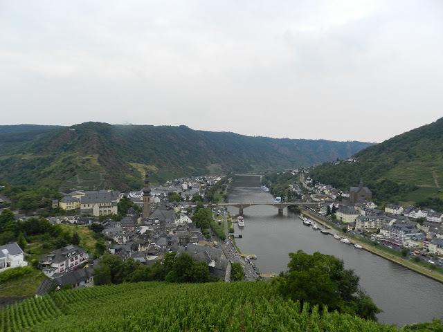 Vale do Rio Mosel Alemanha