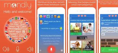 Mondly: Aplikasi Untuk Belajar Banyak Bahasa Sekaligus