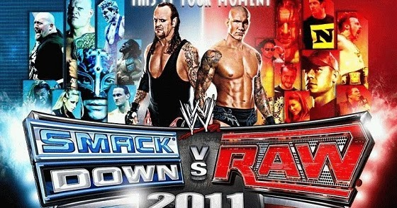 download wwe raw vs smackdown 2012 for pc
