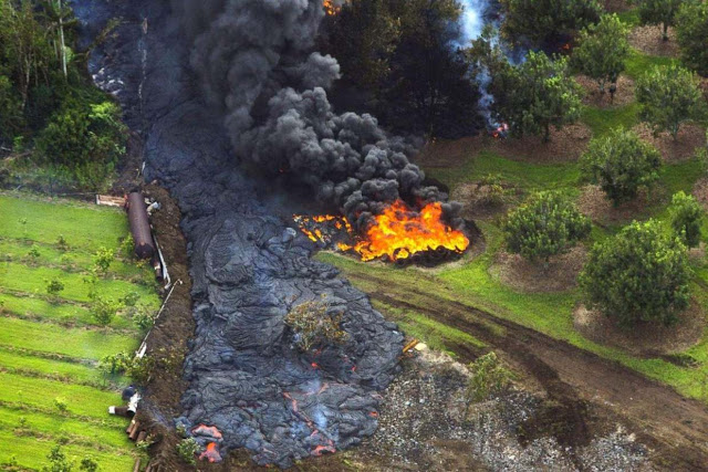 After 250 Earthquakes in 24 Hours, Hawaii's Kilauea Volcano Might Erupt