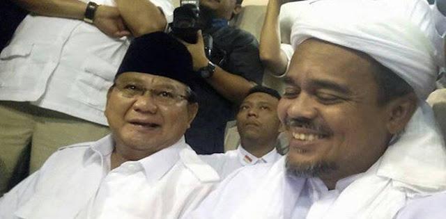 FPI Teman Sejati Prabowo