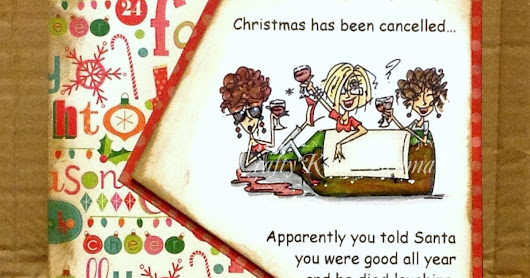 Fab 'n' Funky ~ Christmas Is Cancelled