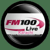 FM Radio 100 Karachi Live Online