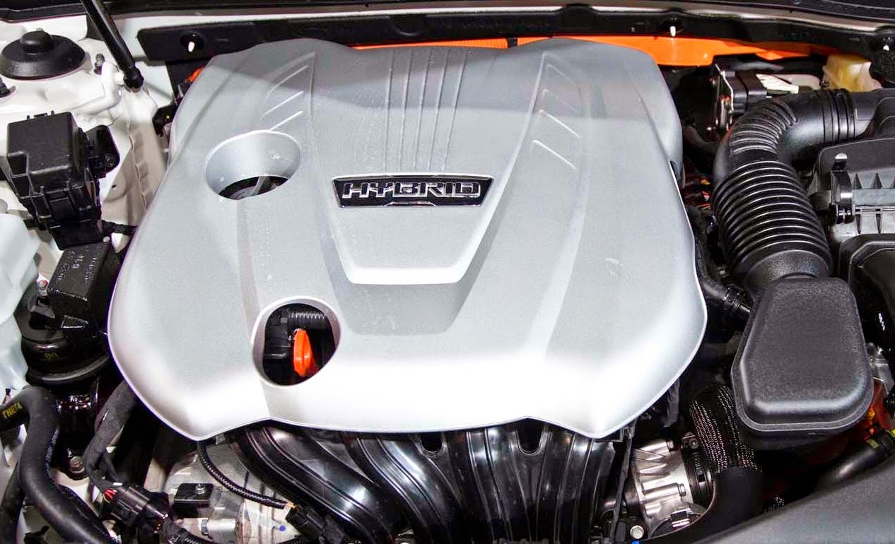 Optima Hybrid Engine