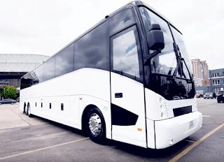 charter bus houston
