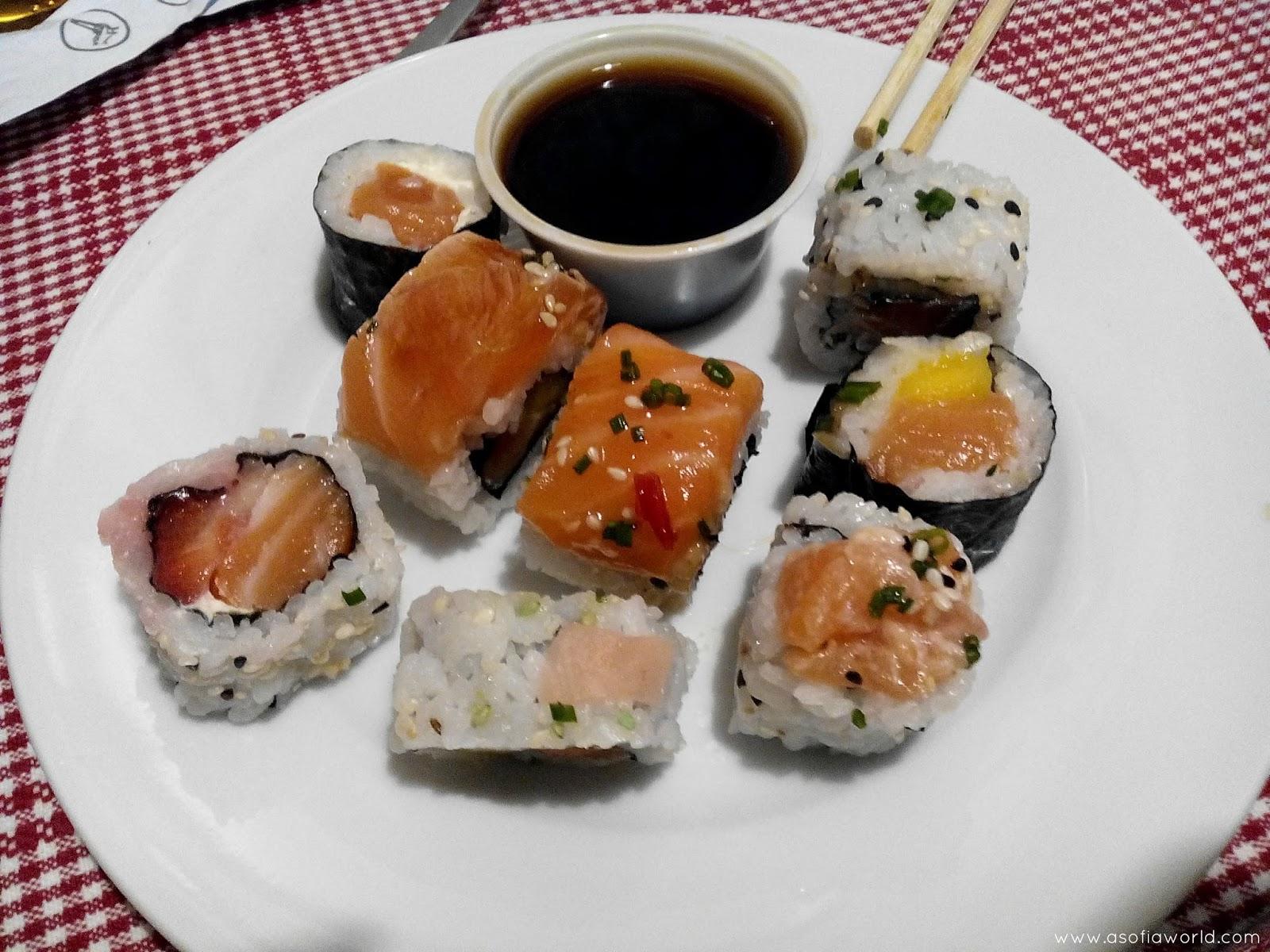 Favoritos: Novembro 2015 - sushi