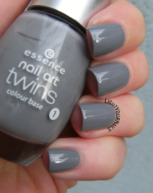 Essence nail art Twins Romeo