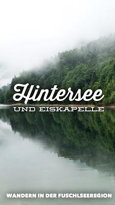 Hintersee Rundweg und Eiskapelle Faistenau | Wandern in der FuschlseeRegion | Wanderung-SalzburgerLand | Wandern im Salzkammergut