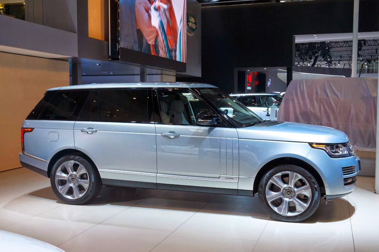 Range Rover Long Wheelbase >> Automotiveblogz Land Rover Range Rover Long Wheelbase