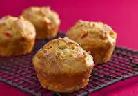 QUICK WHOLE WHEAT APPLE SPICE MUFFINS