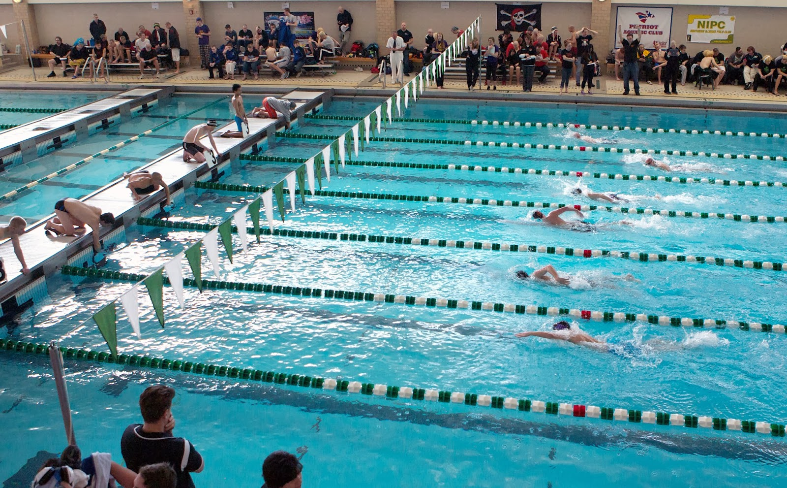delaware high school swimming state meet qualifying times