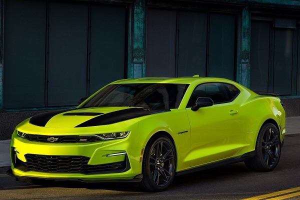 Chevrolet Camaro nuevo restyling