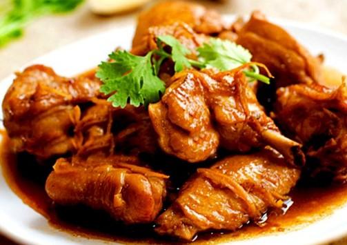 Resep Ayam Goreng Kecap Jahe Yang Enak
