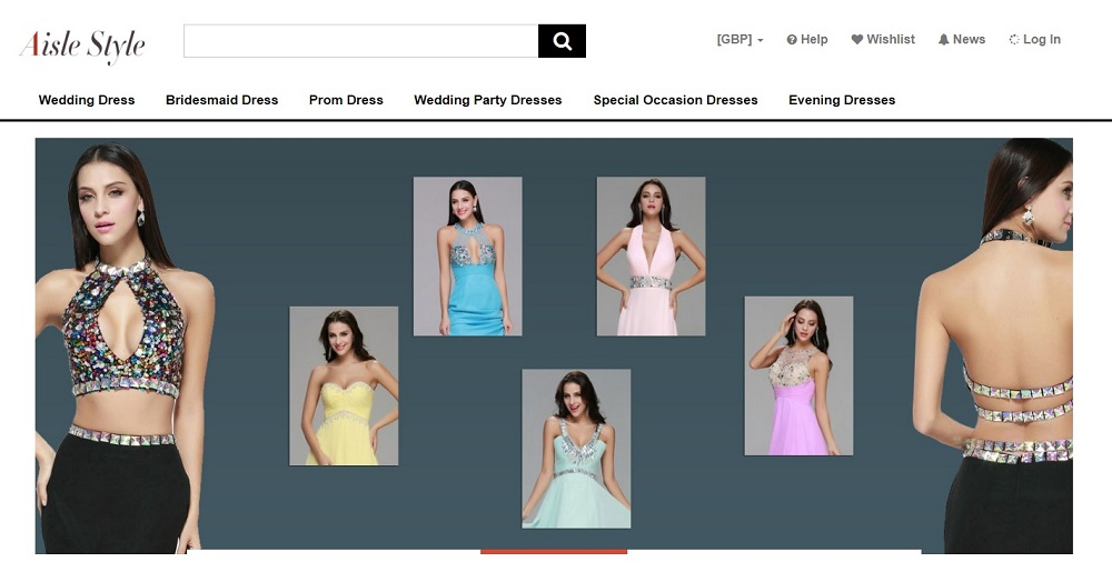 2208fe006d9 Aisle style is a new online store where you find all the beautiful dresses  for your special events. I must confess