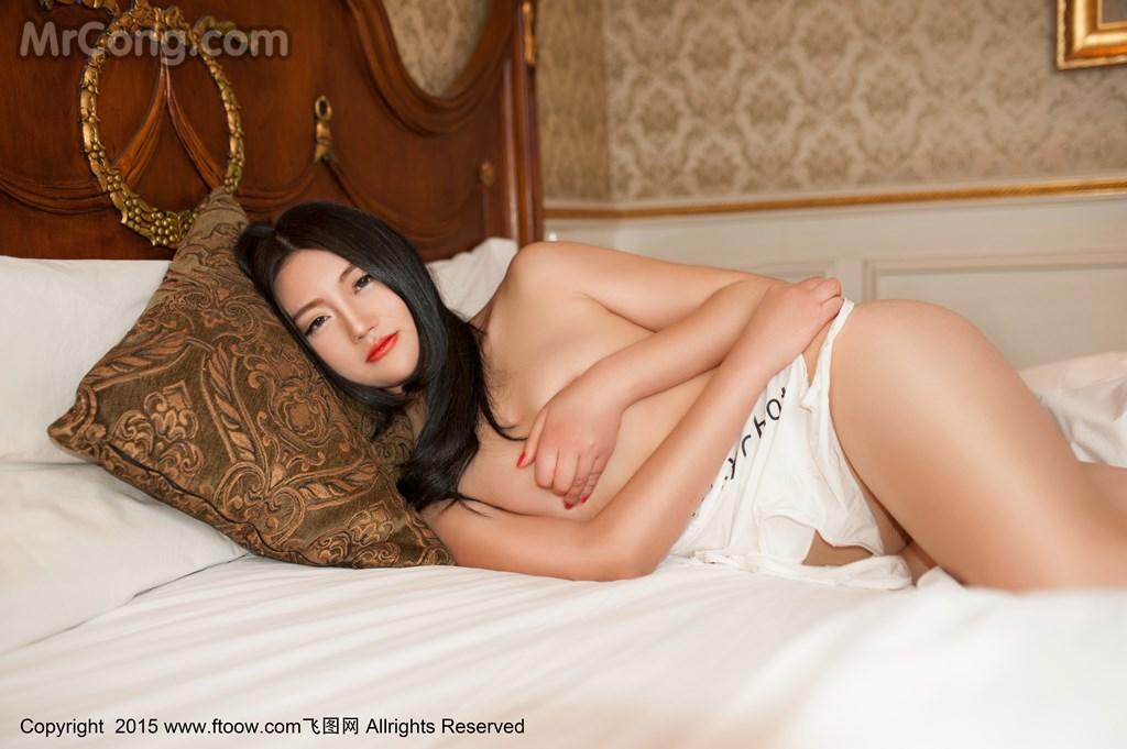 FToow No.001: Người mẫu Yan Jia Li (严佳丽) (40 ảnh)