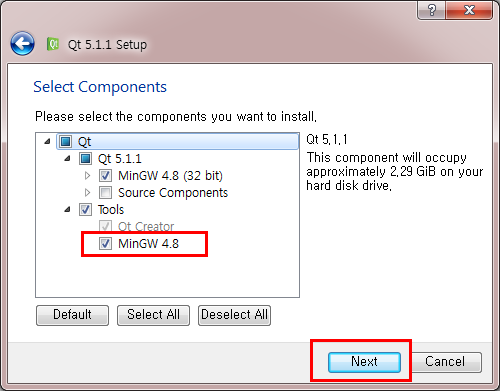 Qt Add Msvc Compiler