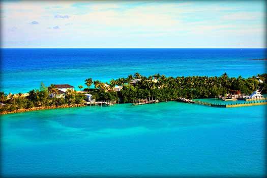 Nassau, Bahamas: Environmental Geography