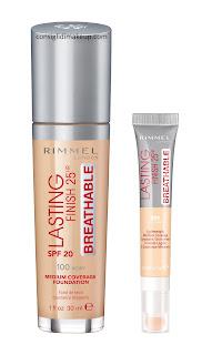 Rimmel Fondotinta & Correttore Lasting Finish Breathable