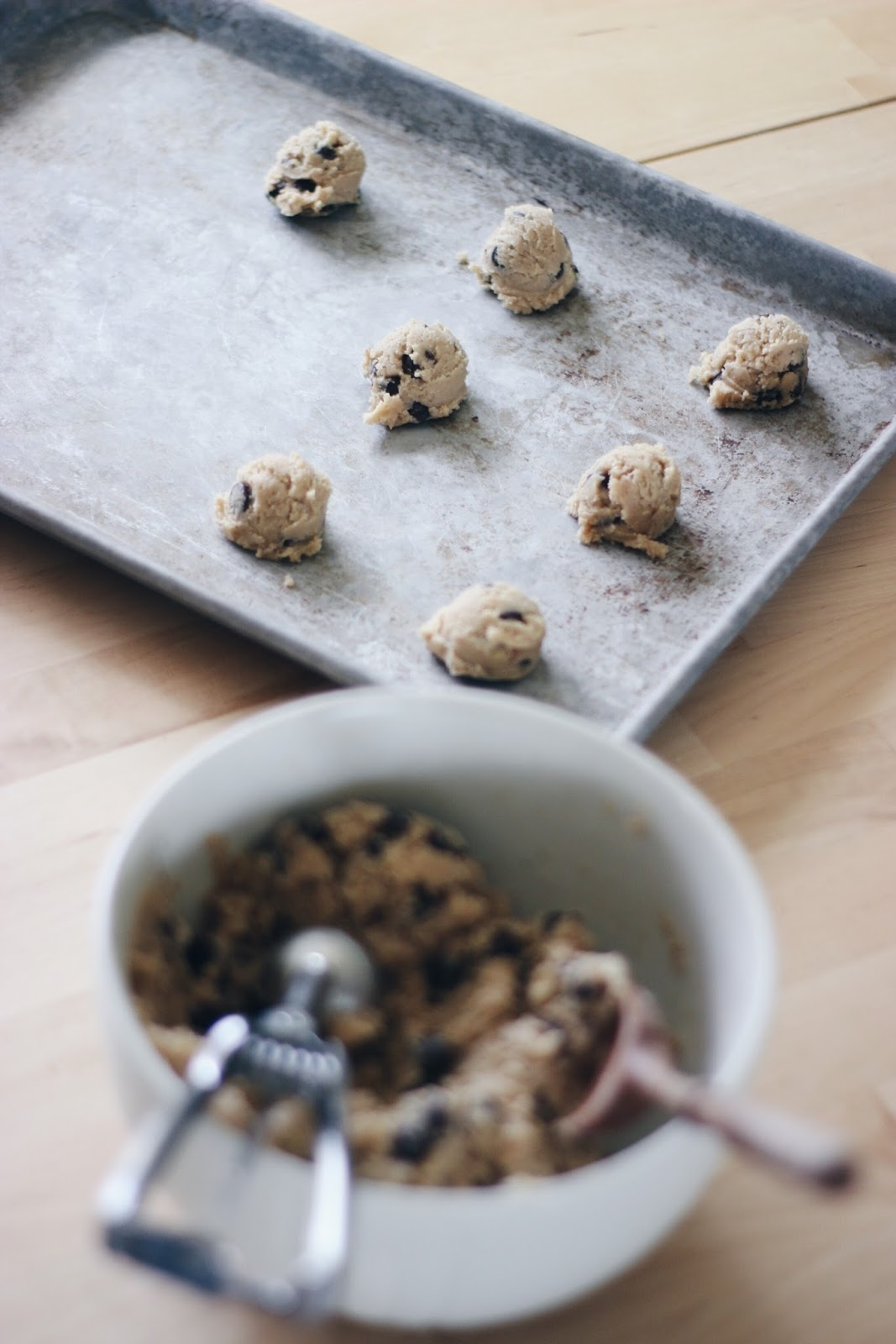 My Favorite Chocolate Chip Cookies Recipe Anna Mcclurg