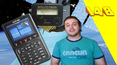 تعرف على الفرق بين satellite finder و satellite link