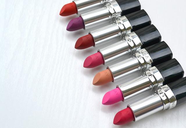 Avon True Color Perfectly Matte Lipstick