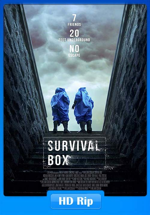 Survival Box 2019 720p WEB-DL x264 | 480p 300MB | 100MB HEVC Poster