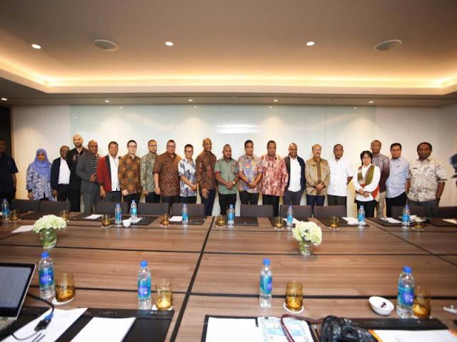 Freeport Indonesia Siap Dukung Pembangunan Venue PON XX 2020
