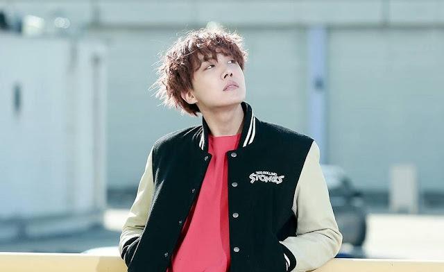 J-Hope/Jung Ho Seok BTS Bangtan Boys
