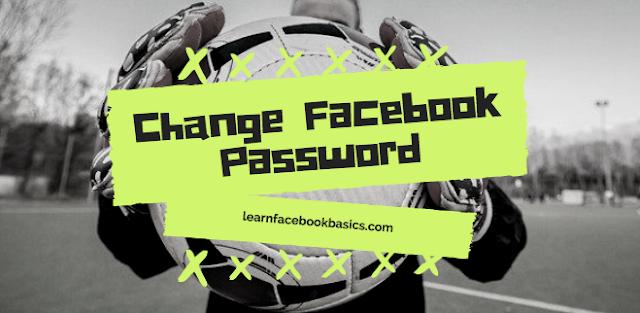 How To Change Facebook Login Password | Change FB Sign in Account Password - Facebook password Recovery Finder