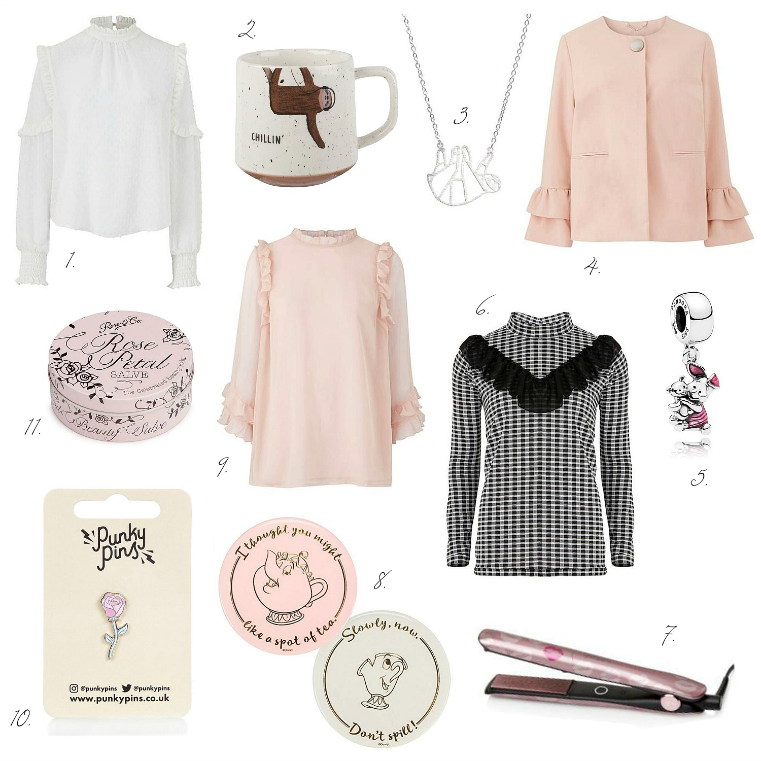 Disney fashion beauty blog wishlist