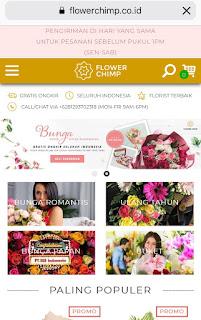 toko bunga online flowerchimp