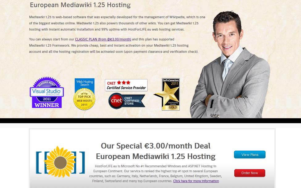 http://hostforlife.eu/European-Mediawiki-125-Hosting