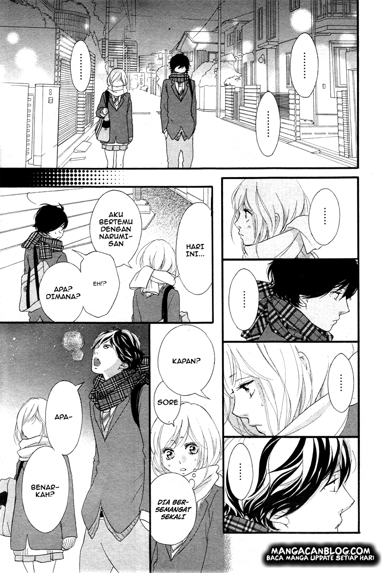 Ao Haru Ride Chapter 35-30