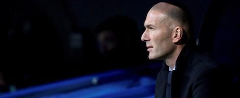 زيدان يصدم ريال مدريد