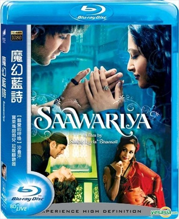 Saawariya 2007 Hindi 480p BluRay 400mb