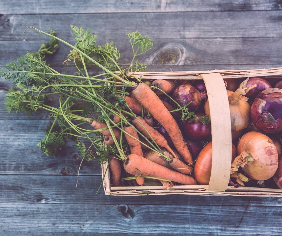 Τα φρούτα και λαχανικά του Απριλίου & δωρεάν εκτυπώσιμος οδηγός για να τον κρεμάσεις στο ψυγείο σου - Edit your Life Magazine
