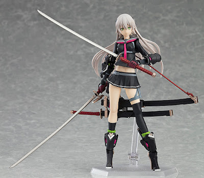 "figma Ichi de ""Weapons x High School Girls x figma"" - Max Factory"