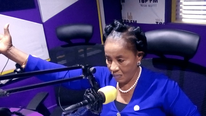 I'm the brain behind NDC serial callers – Anita Desoso
