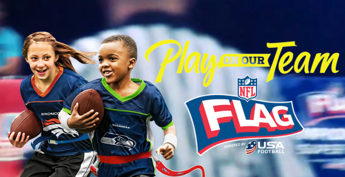 Image result for nfl flag football