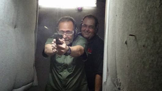 Concealed weapons class and tactical training...