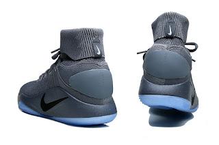 Nike Hyperdunk 2016 Flyknit abu abu Sepatu Basket, harga nike hyperdunk 2016 , jual nike hyperdunk 2016 , hyperdunk 2016 replika, hyperdunk 2016 murah , hyperdunk 2016 import
