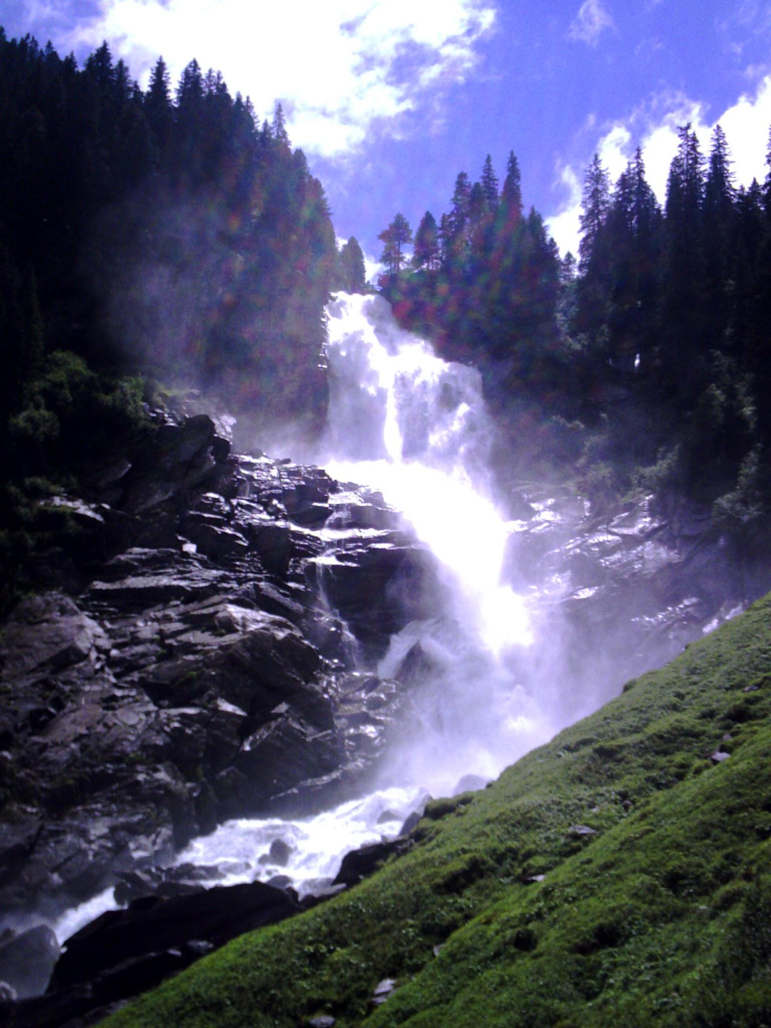 Krimml, Hohe Tauern, Austria, Alps