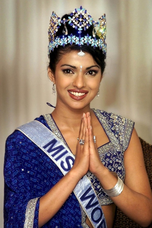 Miss World Of 2000 – Priyanka Chopra