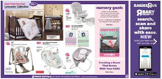 Babies R Us Flyer July 21 – 30, 2017