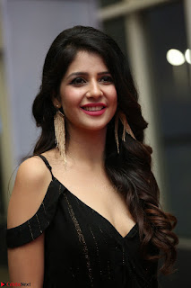 Kashish Vohra at Rogue Movie Audio Launch ~  (42).JPG